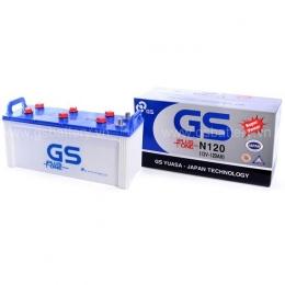 Ắc quy nước GS N120 (120Ah)