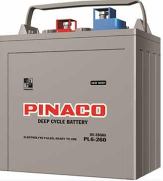 Ắc quy công nghiệp PL6-260