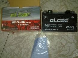 Ắc quy xe máy WP7A-BS