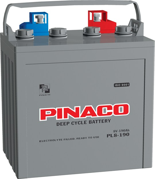 Ắc quy công nghiệp PL8-190