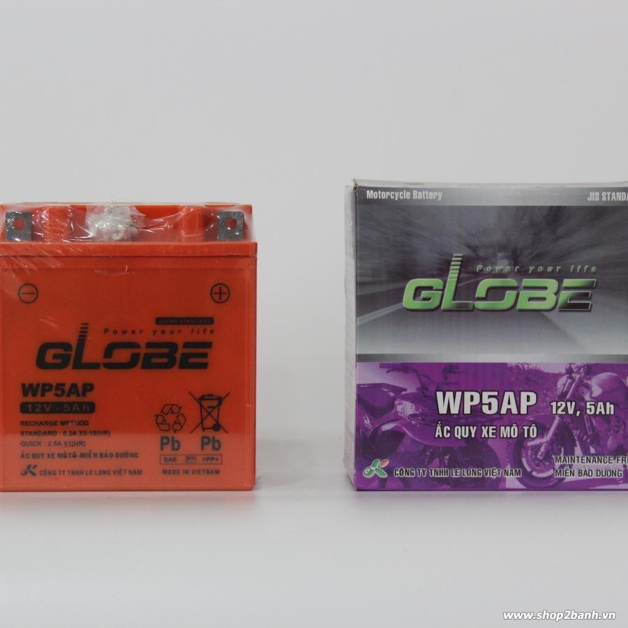 Bình ắc quy GLOBE WP5AP